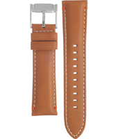FS4918 Grant 22mm Brown Leather Strap