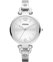 Fossil Georgia-Silver ES3083 - 2012 Fall Winter Collection