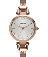 Fossil Georgia-Rose-Gold ES3110 - 2012 Fall Winter Collection