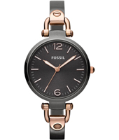 Fossil Georgia-Black ES3111 - 2012 Fall Winter Collection