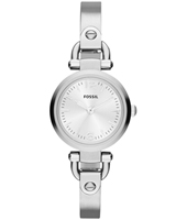 Georgia Mini 26mm Silver Ladies Watch