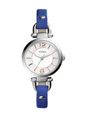 Georgia Mini 26mm Silver Ladies Quartz Watch