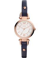 ES4026 Georgia Mini 26mm Rose gold ladies quartz watch