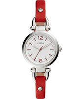 ES4119 Georgia Mini 26mm Silver ladies fashion watch