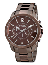 Fossil Grant-Chrono-Bronze FS4608 - 2012 Spring Summer Collection