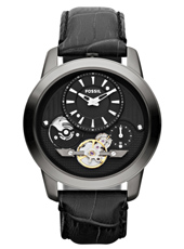 Fossil Grant-Automatic-Black ME1126 - 2013 Spring Summer Collection
