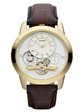 Fossil Grant-Automatic-Gold ME1127 - 2012 Fall Winter Collection