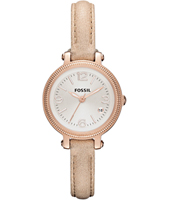 Fossil Heather-Mini-Rose-Gold-Beige ES3139 - 2012 Fall Winter Collection