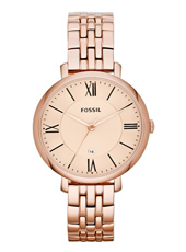 ES3435 Jacqueline 36mm Rose Gold ladies watch