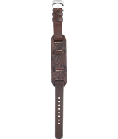 Fossil JR1158-Brown-Cuff-Strap AJR1158 -