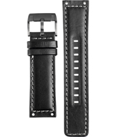 Fossil JR1202-Black-Leather-Strap AJR1202 -