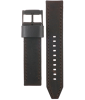 JR1339  22mm Brown Leather Strap