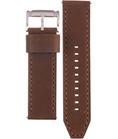 Fossil Nate-Dark-Brown-Leather-strap AJR1390 -