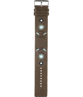Fossil JR9149-Brown-Cuff-Strap AJR9149 -