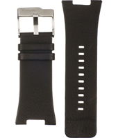 Fossil JR9390-Black-Leather-Strap AJR9390 -