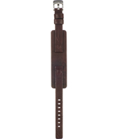 Fossil JR9515-Brown-Cuff-Strap AJR9515 -