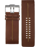 Fossil JR9641-Brown-Leather-Strap AJR9641 -