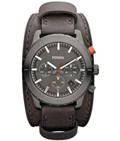Fossil Keaton-Chrono-Gunmetal JR1418 - 2012 Fall Winter Collection