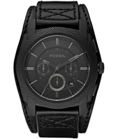Fossil Machine-Cuff-Black FS4617 - 2011 Fall Winter Collection