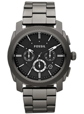 Fossil Machine-Gunmetal FS4662 - 2011 Fall Winter Collection