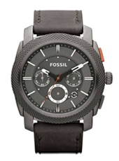 Fossil Machine-Gunmetal FS4777 - 2012 Fall Winter Collection