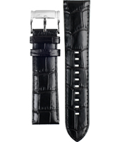 Fossil ME1038-Black-Leather-Strap AME1038 -