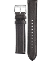 Fossil ME1046-Black-Leather-Strap AME1046 -
