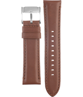 ME3052 Grant 22mm Brown Leather Strap