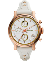ES3947 Original Boyfriend 38mm Rose Gold Ladies Chronograph