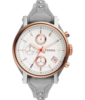 ES4045 Original Boyfriend 38mm Elegant ladies chronograph
