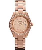 Fossil Stella-Mini-Rose-Gold-Glitter ES3196 -