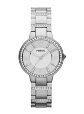 ES3282 Virginia 30mm Silver Ladies Watch