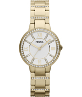 Virginia 30mm Gold Ladies Watch