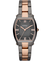 Fossil Wallace-Rose-Gold-&-Grey ES3059 - 2012 Fall Winter Collection