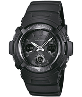 G-Shock AWG-M100B-1AER-Radio-Controlled AWG-M100B-1AER - 2012 Spring Summer Collection