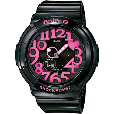 G-Shock BGA-130-1B-Baby-G BGA-130-1BER - 2011 Fall Winter Collection