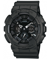 GA-120BB-1AER Biker Black 51.20mm Big Black Ana-Digi G-Shock Watch
