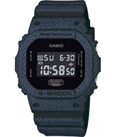 DW-5600DC-1ER Denim'D Color 42.80mm Square Digital G-Shock Watch