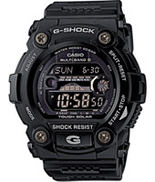 50mm Solar Powered G-Shock watch with Tide Graph