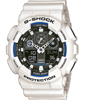 G-Shock GA-100B-7A-G-SHOCK GA-100B-7AER - 2011 Fall Winter Collection