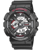 G-Shock GA-110-1A-G-Shock GA-110-1AER - 2011 Spring Summer Collection