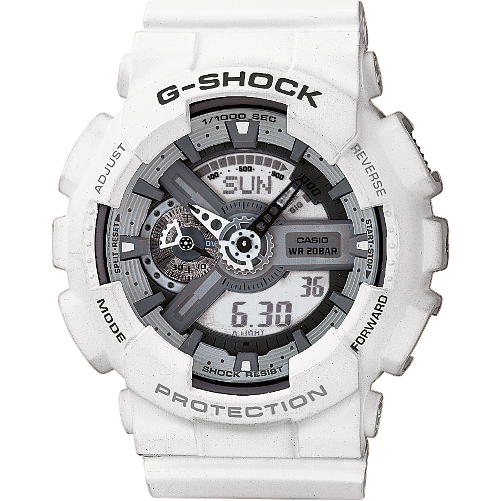 how to fix time on g shock