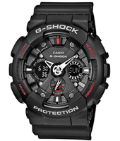 G-Shock GA-120-1A-G-Shock GA-120-1AER - 2012 Spring Summer Collection