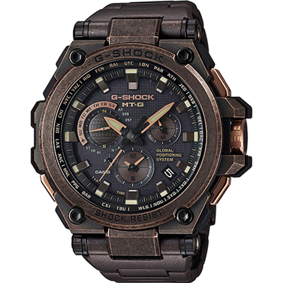 G-Shock MTG-G1000AR-1AER watch