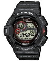 G-Shock Mudman-Compass-Solar G-9300-1ER - 2012 Spring Summer Collection