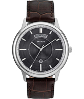 W10931 Hudson 43mm Classic Gents Watch with DayDate