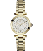 Lady Chic 32mm Gold Ladies Watch with DayDate