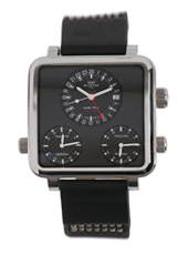 Glycine Airman-7-Plaza-Mayor 3861-19-LB9 - 2012 Spring Summer Collection