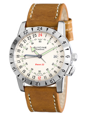 Glycine Airman-Base-22 3887-11-GA-LB7 - 2012 Spring Summer Collection