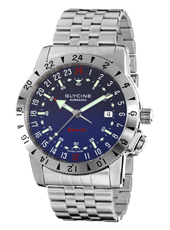 Glycine Airman-Base-22 3887-18-66-1 - 2012 Spring Summer Collection